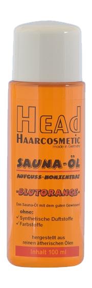Sauna Öl Aufguss Blutorange 100 ml