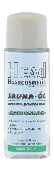 Sauna Öl Aufguss Fichtennadel 100 ml