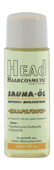 Sauna Öl Aufguss Grapefruit 100 ml